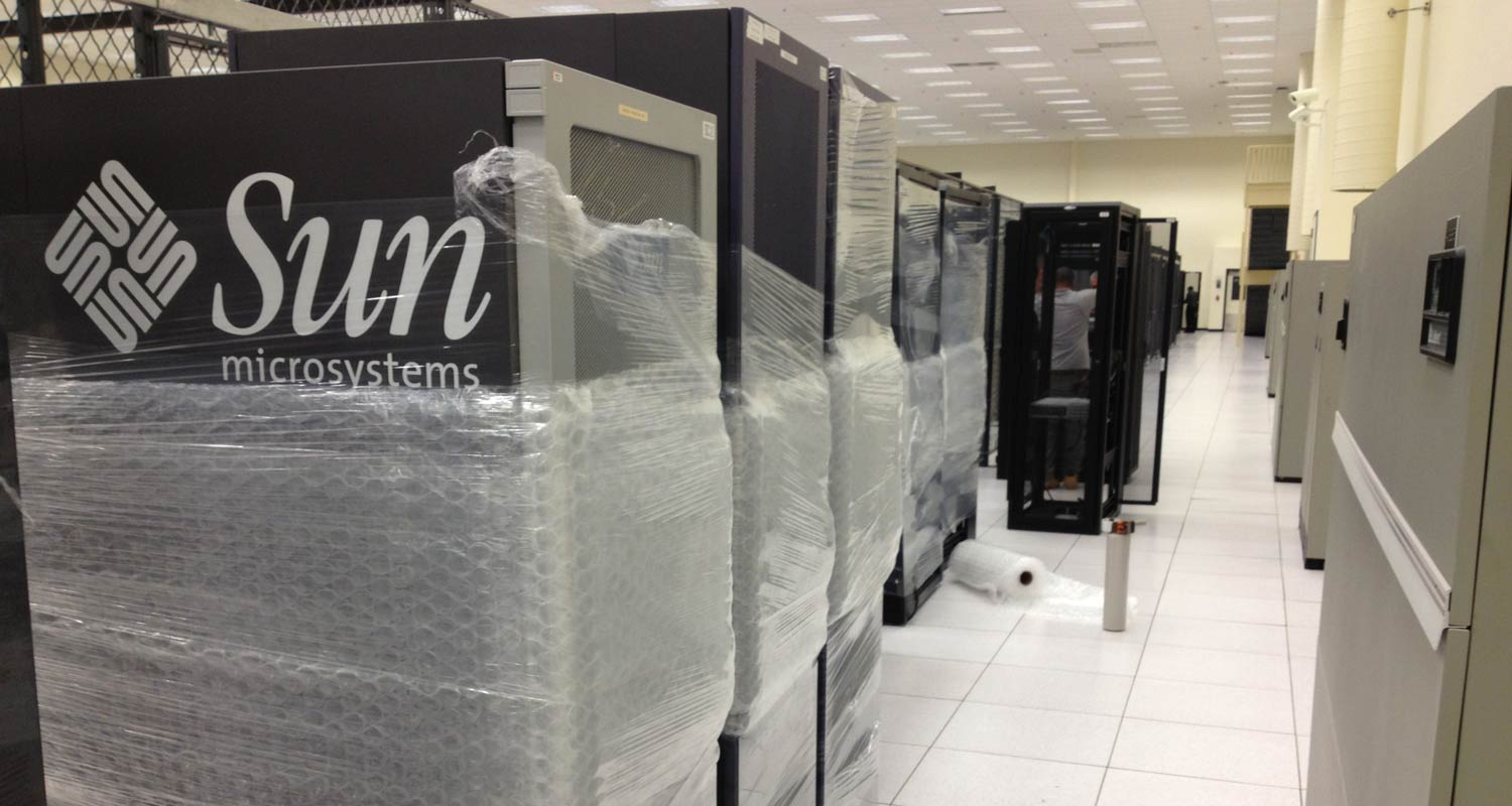 Data Center Relocation