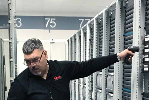 DATA CENTER RELOCATIONS DECOMMISSIONING