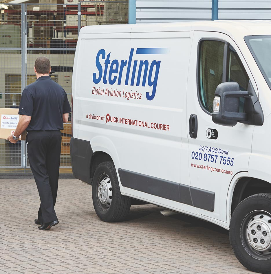 Sterling Global Aviation Logistics